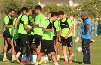 تدريب بدني شاق للاعبي الإسماعيلي استعدادا لعودة الدوري