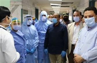 تراجع عدد الإصابات بفيروس كورونا في السويس وشفاء 27 حالة