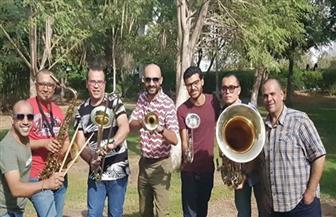 """حفل لفرقة """"النفيخة"""" بدار الأوبرا على المسرح المكشوف غدا"""