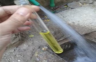 مياه شرب سوهاج: تحليل 21 ألف عينة مياه شهريا للتأكد من مطابقتها للمواصفات القياسية | صور