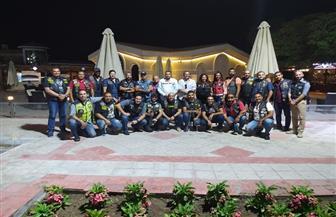 الاتحاد المصري للدراجات النارية يناقش خطة الاتحاد مع رؤساء الجروبات