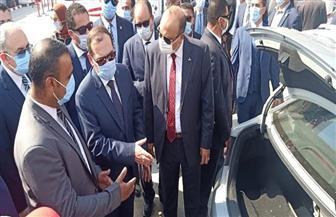وزير البترول: الرئيس السيسي وجه بتنفيذ خطة طموحة للتوسع في استخدام الغاز كوقود للسيارات| صور
