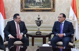 ننشر تفاصيل المؤتمر الصحفي لرئيس الوزراء ونظيره اليمني