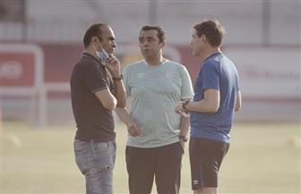 فايلر يناقش مع عبدالحفيظ ترتيبات المباريات الودية للأهلي