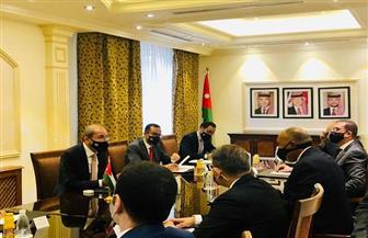 وزير خارجية الأردن يكشف تفاصيل لقائه بسامح شكري اليوم| صور