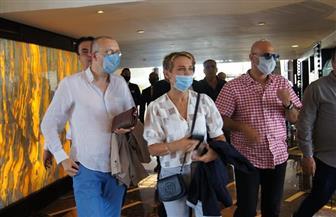 القنصل الروسي بالإسكندرية يتفقد أحد فنادق المحافظة لمتابعة الإجراءات المطبقة| صور