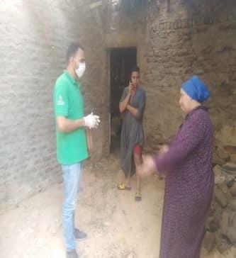 «التضامن» تنقذ سيدة المنيا