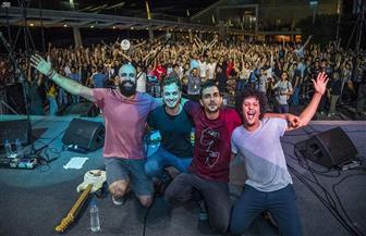 """فرقة """"آخر زفير"""" الأردنية تحيي أولى حفلاتها الأونلاين في مهرجان وي الموسيقي"""