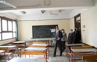 محافظ قنا: متابعة امتحانات الثانوي من خلال غرفة العمليات| صور