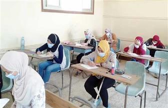 119 لجنة تستقبل طلاب البحيرة لأداء امتحاني الكيمياء والجغرافيا