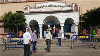 تعليم بورسعيد: غياب 33 طالبا وطالبة عن امتحانات الثانوية ولا شكاوى من الأسئلة