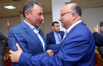 الأهلي يشكر محافظ القاهرة ويطلب الموافقة على مواكبة الطفرة الإنشائية في مصر