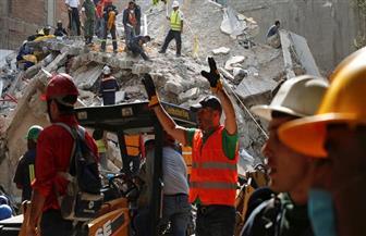 زلزال شدته 5.5 درجة يضرب مكسيكو سيتي