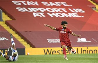 محمد صلاح يقود هجوم أبطال الدوري الإنجليزي أمام السيتي