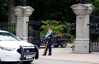 مسلح يقتحم منطقة إقامة رئيس وزراء كندا والحاكم العام