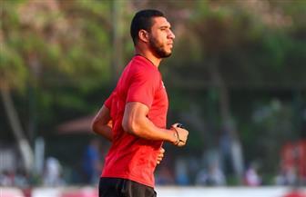 «ربيعة»: لاعبو الأهلي على قدر المسئولية.. وهدفنا التتويج بكأس مصر والسوبر الإفريقي