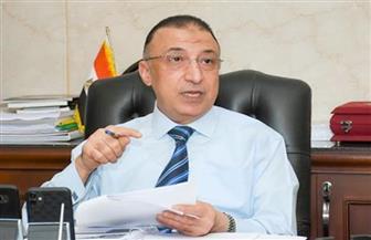 محافظ الإسكندرية: تشكيل لجنة لحل مشكلة ارتفاع منسوب المياه بوادي مريوط