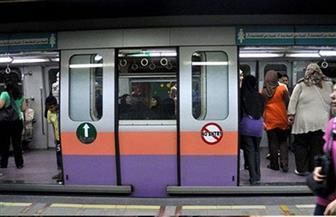 مترو الأنفاق: انتظام حركة القطارات بالخط الثاني بعد عطل مفاجئ