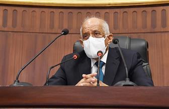 رئيس مجلس النواب: حافظ أبو سعدة صاحب مواقف ثابتة في الدفاع عن حقوق الإنسان
