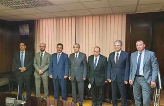 تفعيل مذكرة التفاهم الموقعة بين الجانبين المصري واليمني في مجالات الطاقة المختلفة