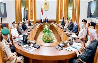 الرئيس السيسي يوجه بمواصلة الجهود المبذولة لتفعيل منظومة إدارة «المخلفات البلدية الصلبة»