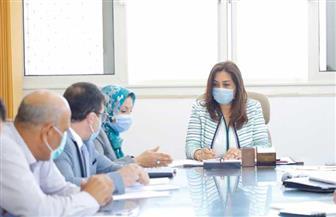 محافظ دمياط تتابع الملف الخاص بشركات المنطقة الحرة العامة وآليات تحقيق أعلى معدلات السلامة البيئية