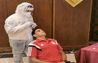 سلبية مسحة حكام الدوري الممتاز ضد فيروس كورونا | صور