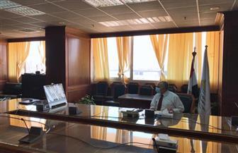 وزيرا  الري والإسكان يناقشان خطط ترشيد استهلاك المياه وتغليظ عقوبة رشها بالشوارع| صور