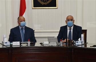 وزير الإسكان ومحافظ القاهرة يستعرضان المُخطط المقترح لمشروع تطوير كنيسة العذراء بحى الزيتون|صور