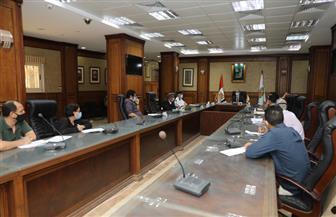 نائب محافظ سوهاج يترأس الاجتماع السادس للجنة مراجعة تراخيص أعمال البناء|صور