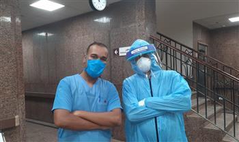 نجاح جراحة جديدة لمصاب كورونا بمستشفى الأقصر العام | صور