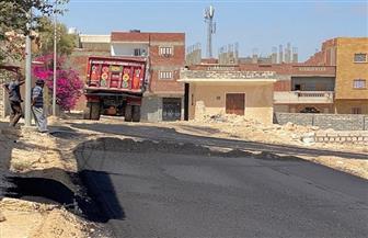 رئيس مدينة مرسي مطروح: رصف شوارع منطقة علم الروم بعد الانتهاء من توصيل الغاز الطبيعي للمنازل | صور
