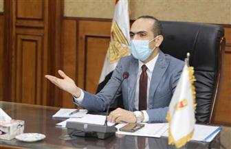 نائب محافظ سوهاج يعقد اجتماعا لمتابعة أعمال منظومة الشكاوى الحكومية الموحدة بسوهاج | صور