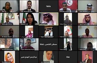 خلال فعاليات اليوم الثاني.. أبناء الوطن العربي يتبادلون الرؤى بالمشاورات الشبابية العربية | صور