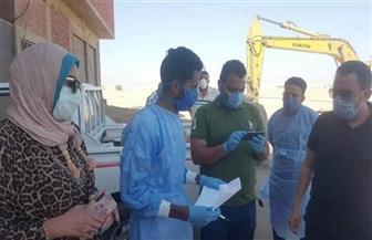 تعافي 154 مريض كورونا من حالات العزل المنزلي بجنوب سيناء | صور