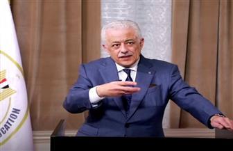 وزير التعليم: أي مقابل مادي للمعلم لن يوفيه حقه