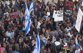 الشرطة الإسرائيلية تعتقل 12 شخصا وتفرق احتجاجات شارك فيها عشرات الآلاف ضد حكومة نتانياهو