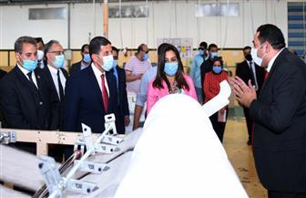 المستشار محمد عبد الوهاب: هيئة الاستثمار تفتح أبوابها لمختلف المستثمرين لحل مشكلاتهم | صور