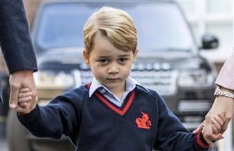 العائلة الملكية في بريطانيا تحتفل بعيد الميلاد السابع للأمير جورج