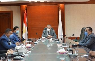 محافظ سوهاج يلتقى أعضاء اتحاد شباب سوهاج لمناقشة بعض القضايا المجتمعية | صور