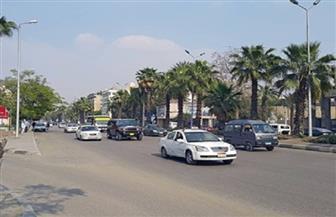 قطع عرضى بشارع الهرم لتنفيذ أعمال الخط الرابع لمترو الأنفاق