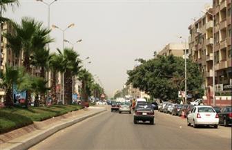 غلق كلي للاتجاه الأيمن لشارع الهرم لمدة 5 سنوات
