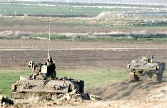آليات عسكرية إسرائيلية تتوغل في أراض فلسطينية بشمال قطاع غزة
