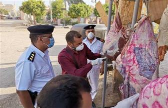 ضبط 2000 كيلو لحوم غير صالحة للاستهلاك الآدمي بأختام مزورة بسوهاج |  صور
