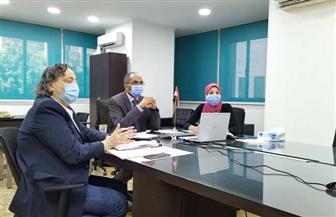 نائب وزير الإسكان يناقش مع نواب محافظي الشرقية والدقهلية والبحيرة آليات تنفيذ مشروعات الصرف الصحي | صور