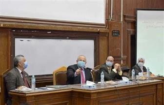 «الخشت»: جامعة القاهرة تقدمت في 8 تصنيفات عالمية وتفوقت على جامعات من أمريكا وأوروبا | صور