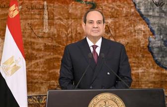 الصفحة الرسمية للمتحدث الرئاسي تنشر فيديو لكلمة الرئيس السيسي بمناسبة ذكرى ثورة ٢٣ يوليو