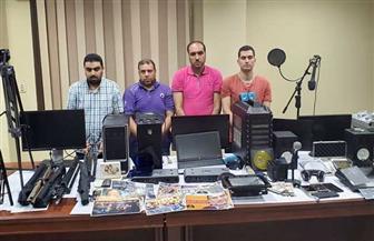 ضبط عناصر إخوانية تستهدف إثارة البلبلة مع بدء الاستحقاقات الانتخابية| فيديو وصور