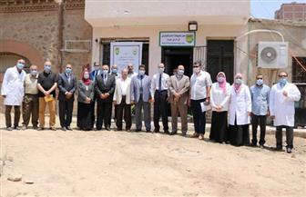 الزراعة: افتتاح معمل تطبيقات النانوتكنولوجي في أمراض النبات بمركز بحوث الصحراء | صور