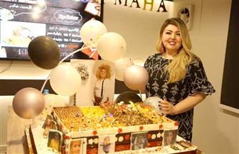 مها أحمد تتعاقد على عمل فني جديد وتحتفل بعيد ميلادها برفقة نجلها | صور